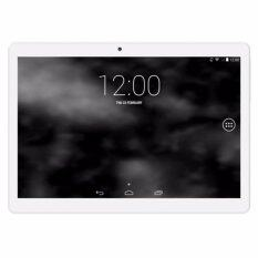 "GDC GD120 Tablet Phone 10.2"" 1280 x 800 Android 5.1 Quad Core 1GB/16GB (White/Gold)"