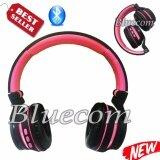 ราคา Gearmaster หูฟัง Bluetooth ไร้สาย Gmh 110T Black Pink ราคาถูกที่สุด