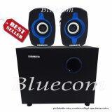 ราคา Gearmaster ลำโพง Speaker 2 1 Ifrit Gms 033 Black Blue ใหม่ล่าสุด