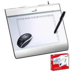 ราคา Genius Mouse Pen Drawing Tablet เมาส์ปากกา รุ่น I608X Genius ออนไลน์