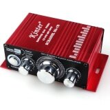 ความคิดเห็น Getek Kinter Ma 170 2 Channel Handover Hi Fi Stereo Audio Mini Amplifier Amp With 5A Power Supply And Tera Cloth For Cd Dvd Mp3 Pc Home Car Use Intl