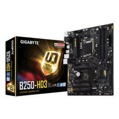 ราคา Gigabyte M B Main Mother Board Socket 1151 B250 Hd3 Kaby Lake Gigabyte เป็นต้นฉบับ