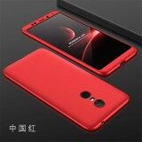ราคา Gkk Shield All Inclusive Ultra Thin Pc Hard Cover Phone Case For Xiaomi Redmi 5 Plus Intl ถูก