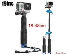 ขาย อุปกรณ์กันน้ำเข้าโปรกล้องโทรทรรศน์แบบมือถือขาตั้งปรับได้ใส่มินิ สกรูสำหรับพระเอกไปโปร 3 2 1 3 X 4 Sjcam ผู้ค้าส่ง