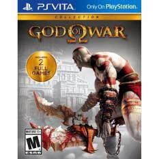 God of War Collection - PS VITA