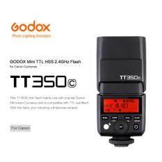 ราคา Godox Tt350C For Caon เป็นต้นฉบับ