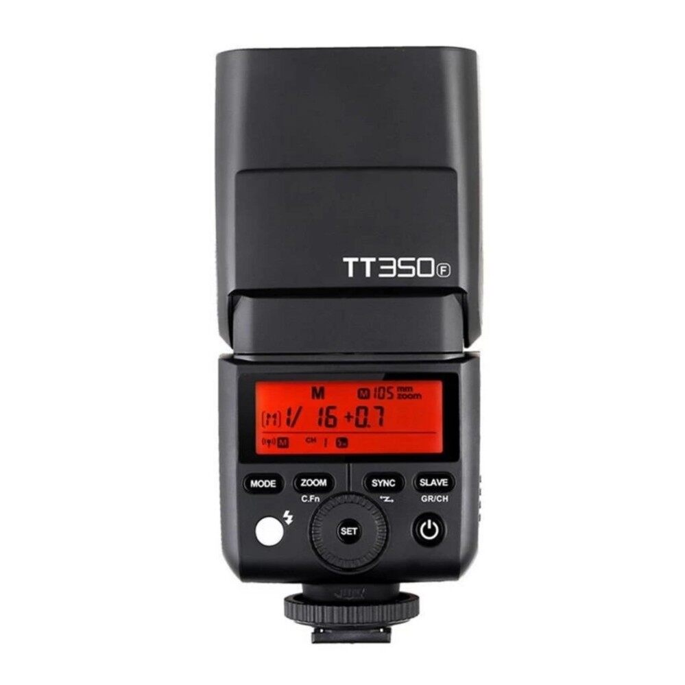 Godox TT350F 2.4G HSS 1/8000s TTL Flash Speedlite for Fuji Mirrorless Camera - intl