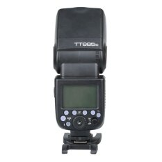 ซื้อ Godox Tt685C 2 4G 1 8000S E Ttl Gn60 Wireless Speedlite Flash Forcanon Intl ออนไลน์ จีน