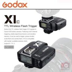 Godox X1C TTL Wireless Flash Trigger (For Canon)