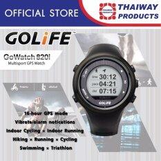 GOLiFE GoWatch 820i นาฬิกา Multisport GPS (Gun Metal)