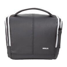 ขาย Golla Mirrorless Dslr Cam Bag M G1562 Barry Black ไทย ถูก