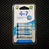 ราคา Good Rechargeable Batteries Ni Mh 1 2 V Size Aaa 1 350 Mah High Drain Up To 1 100 Cycles Good ใหม่
