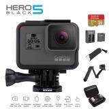 ส่วนลด Gopro Hero 5 Black Extra Memory Sandisk Extreme 32Gb ทุ่นลอยน้ำ Battery And Dual Cahrger Kingma Hero Waterproof Bag And Oem 3 Way Gopro ใน ไทย