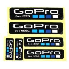 Gopro Sticker 6 Pcs..