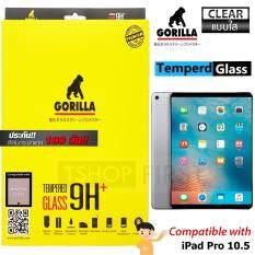 ส่วนลด Gorilla Tempered Glass กอริลล่า ฟิล์มกระจกนิรภัยไอแพด เต็มจอ For Ipad Pro 10 5 ใส Gorilla สมุทรสาคร
