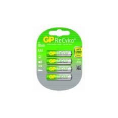ราคา Gp Battery ถ่านชาร์จ Recyko 850Mah Aaa 4 ก้อน แพค ใหม่ล่าสุด