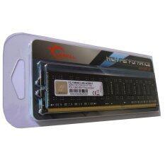 G Skill Ram Pc Ddr3 Value F3 10600Cl9S 4Gbnt 4Gb 4Gbx1 16 Chips ถูก