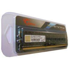 G.SKILL RAM PC DDR3 [Value] F3-1600C11S-4GNS - 4GB (4GBx1) - 8 Chips