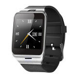 ขาย Gv18 Smart Watch Support Sim Card Nfc Bluetooth Inteligente Smart Wacht For Apple Iphone Android Phone Smartwatch Black จีน