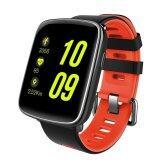 Gv68 Wristband Heart Rate Monitor Smart Watch Bluetooth Waterproof Swimming Sports Reminder Smart Bracelet Intl ใหม่ล่าสุด