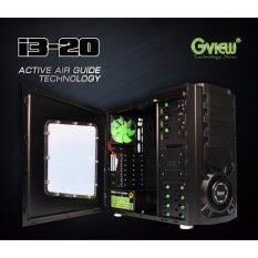 ซื้อ Gview เคสคอมพิวเตอร์ ฝาอะคลีลิค I3 20 Black ถูก ใน กรุงเทพมหานคร