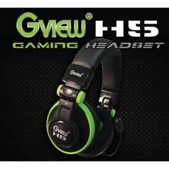 Gview H5 7.1 Virtual Gaming Headset หูฟังเล่นเกมส์