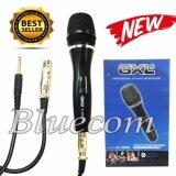 ราคา Gxl Microphone ไมโครโฟน ร้องเพลง คาราโอเกะ Gl 99Nb Gxl เป็นต้นฉบับ