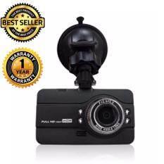 กล้องติดหน้ารถ GXS Full HD CARDVR 1080P WDR รุ่น Q88 ( สีดำ )