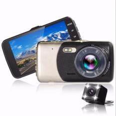 GXS กล้องติดรถยนต์ 2 ทิศทาง รุ่น H7B Full HD ความคมชัด 12 ล้าน คุ้มเกินคุ้ม