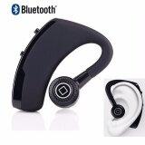 โปรโมชั่น Handsfree Business Bluetooth Headphone With Mic Voice Control Wireless Bluetooth Headset For Drive Noise Cancelling Black Intl Unbranded Generic