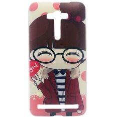 ราคา Hard Plastic Painting Back Case For Asus Zenfone Selfie Zd551Kl Multicolor Intl ใหม่