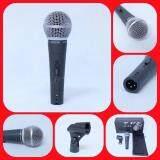 ทบทวน Hayashi ไมค์ ร้องเพลง ระดับอาชีพ Microphone ใช้ในการแข่งขันร้องเพลง รุ่น Sm58 Black Hayashi
