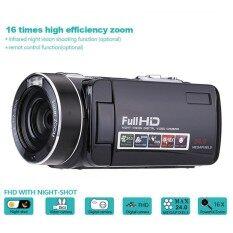 ขาย 1080 จุด 24Mp 18X Zoom 3 บันทึกภาพดิจิตอล Dv กล้องบันทึกภาพกล้องวิดีโอสีดำ นานาชาติ Unbranded Generic เป็นต้นฉบับ