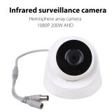 ราคา Hd 2Mp 1080P Ahd Surveillance Ir Infrared Indoor Security Dome Hemisphere Camera Intl เป็นต้นฉบับ Unbranded Generic