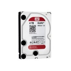 HD 4.0TB 7200RPM WESTERN SATA-III 64MB WD40EFRX (RED)