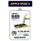 โปรโมชั่น Hd Crystal ฟิลม์กระจกนิรภัย Tablet เกรดพรีเมี่ยมแบบใส สำหรับ Ipad 4 ใน กรุงเทพมหานคร