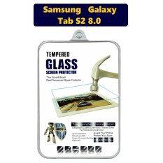 ทบทวน ที่สุด Hd Crystal ฟิล์มกระจกนิรภัย Tablet เกรดพรีเมี่ยมแบบใส สำหรับ Samsung Galaxy Tab S2 8