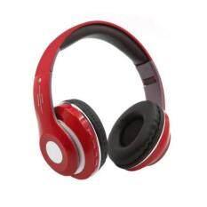 ราคา หูฟังบลูธูทแบบครอบหู เสียงสเตอริโอ ระดับ Hd รุ่นStn 13 สีแดง ใน กรุงเทพมหานคร