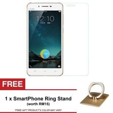ขาย Hd Vivo X3S Tempered Glass Screen Protector Free Ring Phone Stand Intl ถูก จีน