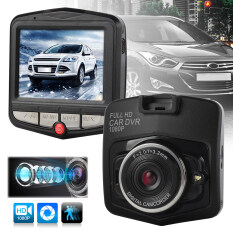 ราคา Hd258 2 4 Fhd 170° 1080P Car Video Recorder Camera W Night Vision Black Xcsource