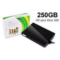 HDD for Xbox360 slim 250gb internal