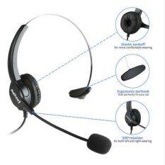 ขาย ซื้อ หูฟัง Head Set สำหรับ Ip Phone Cisco Rj9 รุ่น 6911 6921 6912 6965 7821 7841 7861