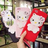ส่วนลด Hello Kitty Oppor9S 9 Plus A59 R11 Kt เปลือกโทรศัพท์กระจก