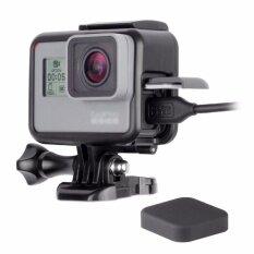 ราคา Hero5 Black Standard Frame Mount Protective Housing Border Lens Cap For Gopro Hero 5 เป็นต้นฉบับ