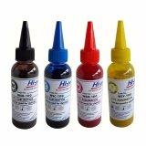 ซื้อ Hi Jet Sublimation Refill Ink หมึกซับลิเมชั่น ขนาด 100 Ml ชุด 4 สี Bk C M Y รวม 4 ขวด Hi Jet ออนไลน์