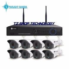 กล้อง WI-FI Hi-view HW-3308 WiFi Kit NVR WIFI 8CH IR CAMERA 1.3MP