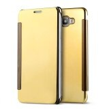 ขาย Hicase Mirror Smart Clear View Window Flip Case Cover For Samsung Galaxy C9 Pro 2016 Gold Intl ออนไลน์