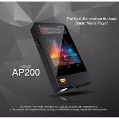 Hidizs AP200 (32GB) วัสดุเป็น Aluminium เป็นเครื่องเล่น Android (สีดำ)