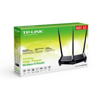 High Power Wireless N Router TL-WR941HP