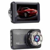 โปรโมชั่น High Quality Car Dvr T638 Car Camera 6Pcs Light Night Vision Novatek Ntk96223 Fhd 1080P กล้องติดรถยนต์ มีระบบเซนเซอร์ ภาพคมชัด Car Camcorder ใหม่ล่าสุด